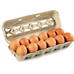 Huevos Súper Color 12 Unidades